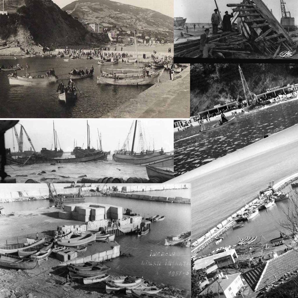 Inebolu Shipyard, Inebolu, Kastamonu, Turkey